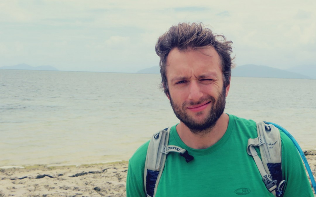 Mathias in Australia